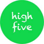 Sophie-brouhon-high-five-150