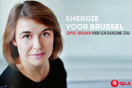 Sophie Brouhon - Brochure Energie